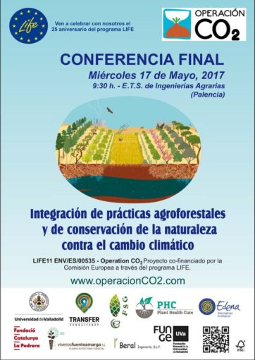 17/05/2017- Conferencia Final – Proyecto LIFE Operación CO2