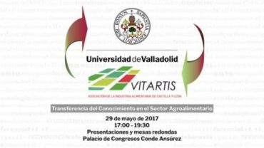 05/29/2017: UVa Vitartis Conference on Knowledge Transfer in the agri-food sector