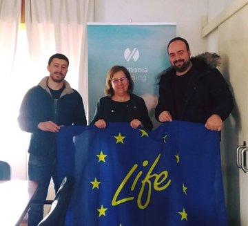 05/03/2018- Networking con el proyecto Life REGENERATE.