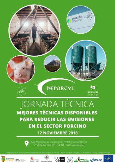12/11/2018- Jornada Técnica Deporcyl (Guardo, Palencia)